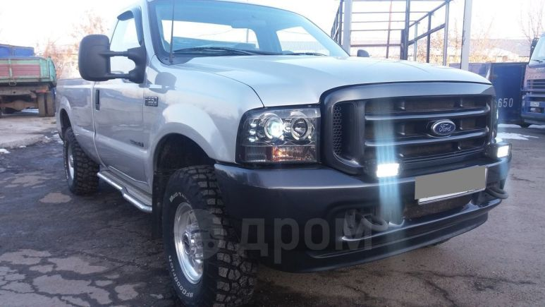 Ford F250, 2001 год, 850 000 руб.