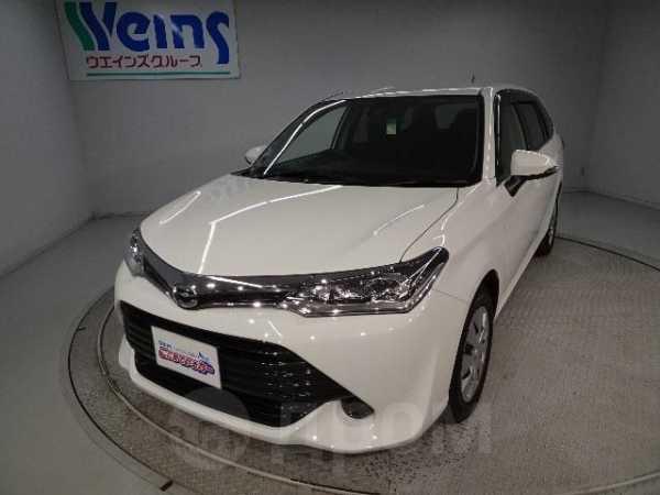 Toyota Corolla Fielder, 2015 год, 790 000 руб.