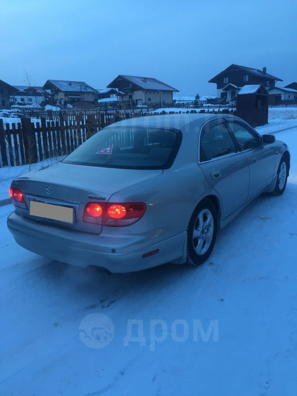 Mazda Millenia, 2001 год, 266 000 руб.