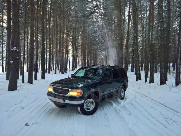 Ford Explorer, 1996 год, 307 000 руб.