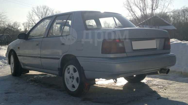 Hyundai Pony, 1992 год, 50 000 руб.