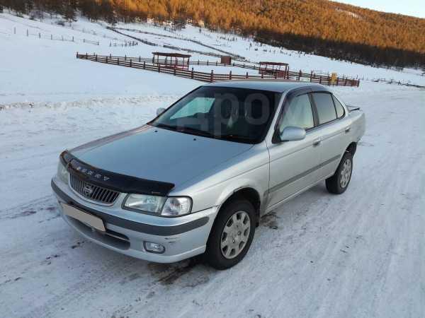 Nissan Sunny, 2002 год, 100 000 руб.