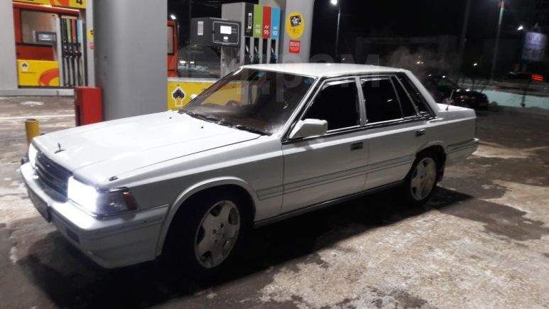 Nissan Laurel, 1988 год, 60 000 руб.