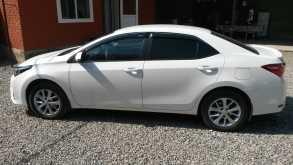 Сургут Corolla 2014
