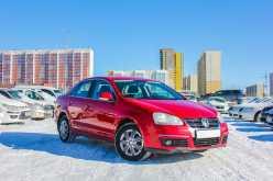 Volkswagen Jetta, 2008 г., Челябинск