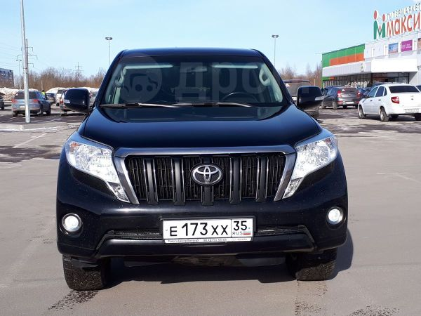 Toyota Land Cruiser Prado, 2015 год, 2 190 000 руб.