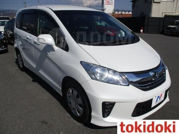 Honda Freed, 2015 год, 720 000 руб.