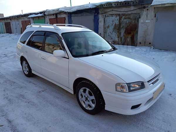 Toyota Sprinter Carib, 1999 год, 250 000 руб.