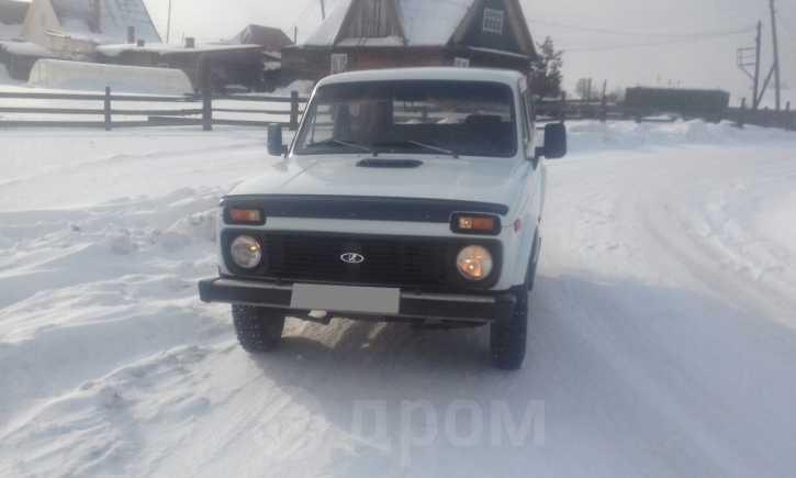Лада 4x4 2121 Нива, 1992 год, 88 000 руб.