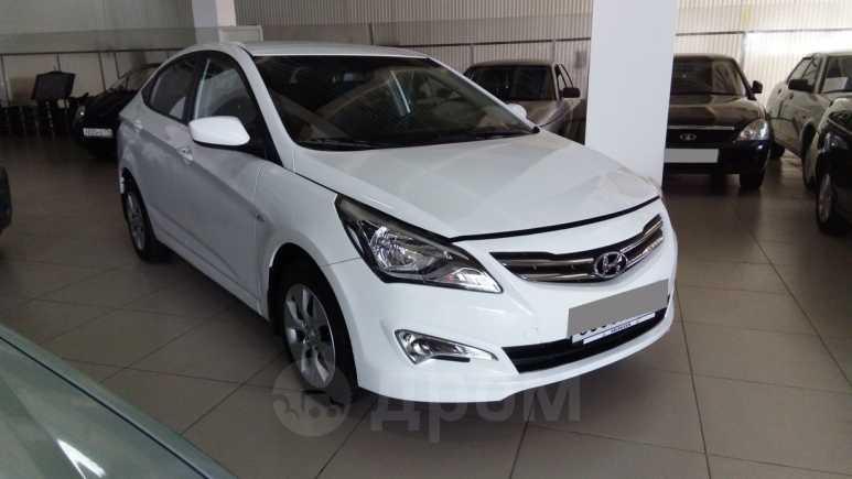 Hyundai Solaris, 2016 год, 598 000 руб.
