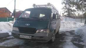 SsangYong Istana, 1999 г., Иркутск