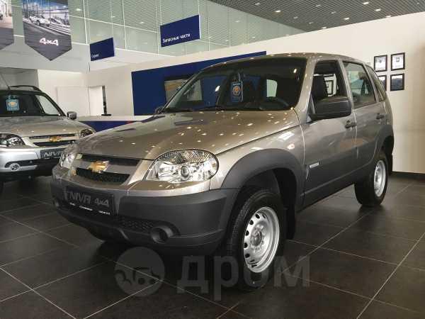 Chevrolet Niva, 2018 год, 558 000 руб.
