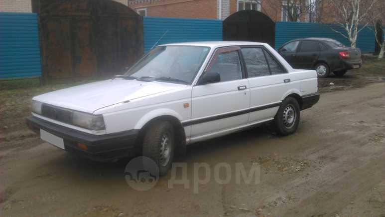Nissan Sunny, 1987 год, 65 000 руб.