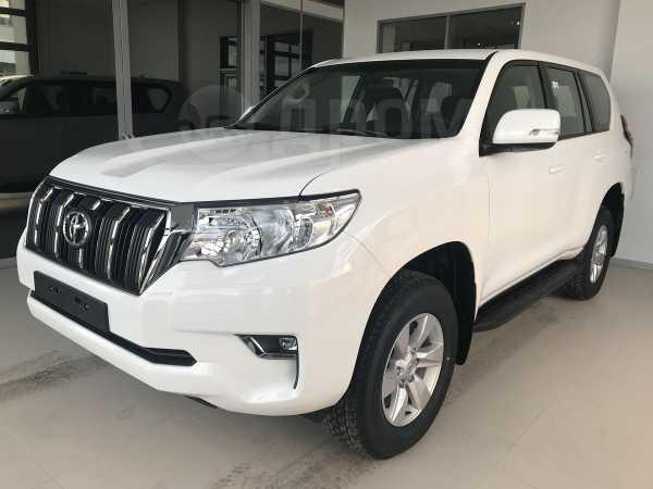 Toyota Land Cruiser Prado, 2018 год, 2 850 000 руб.