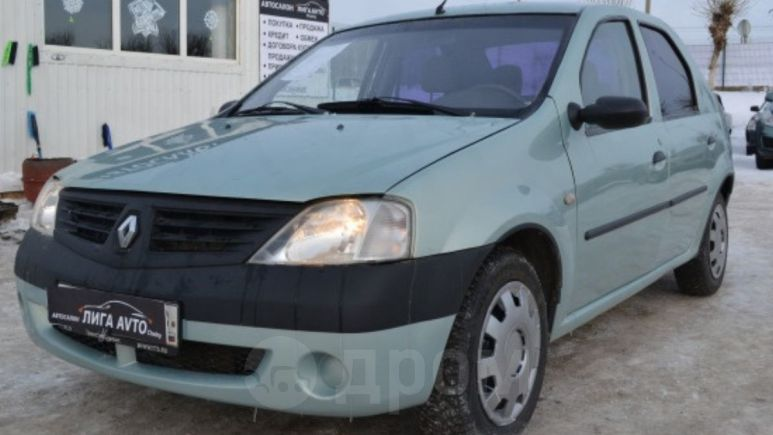 Renault Logan, 2006 год, 166 000 руб.