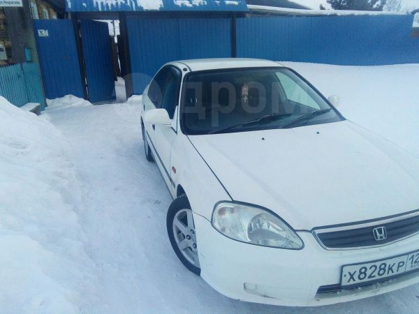 Honda Civic, 2000 год, 215 000 руб.