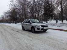 ВАЗ (Лада) Granta, 2014 г., Иркутск