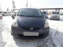 Honda Jazz, 2007 г., Омск