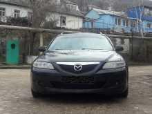 Севастополь Mazda6 2003