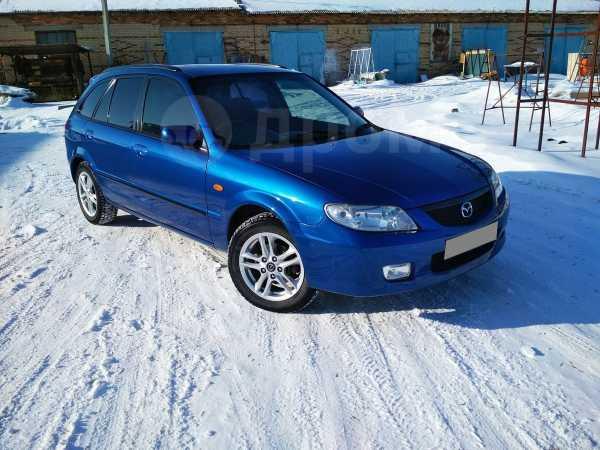 Mazda Familia S-Wagon, 1999 год, 169 000 руб.