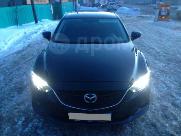 Mazda Mazda6, 2014 год, 1 160 000 руб.