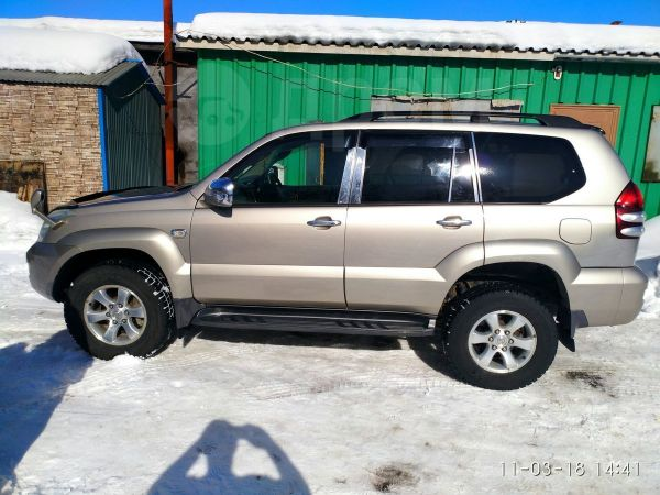 Toyota Land Cruiser Prado, 2003 год, 1 200 000 руб.