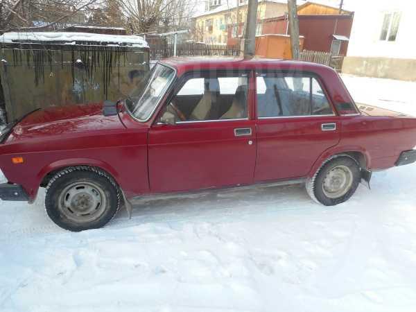 Лада 2107, 2007 год, 120 000 руб.