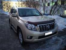 Toyota Land Cruiser Prado, 2011 г., Томск