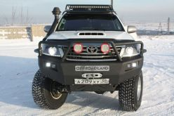 Иркутск Hilux Pick Up 2013