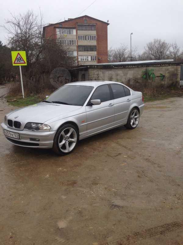 BMW 3-Series, 2001 год, 357 000 руб.