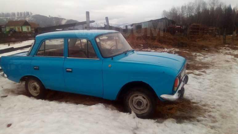 Москвич 412, 1989 год, 45 000 руб.