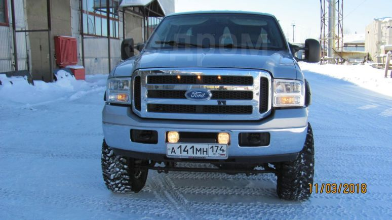 Ford F250, 2005 год, 1 300 000 руб.