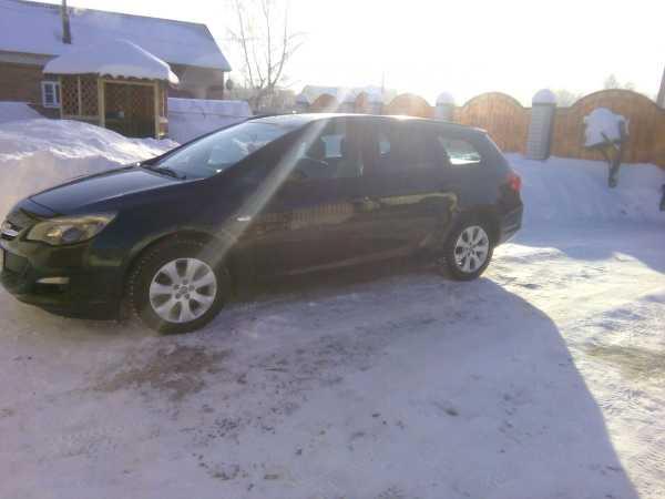 Opel Astra, 2013 год, 589 000 руб.