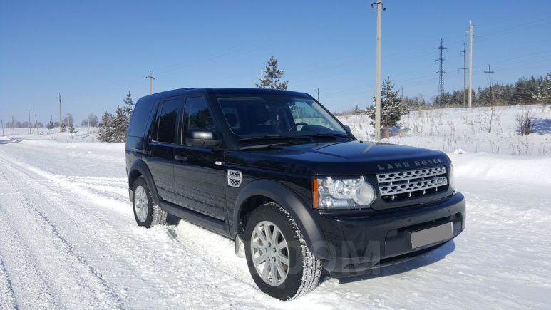 Land Rover Discovery, 2013 год, 1 520 000 руб.