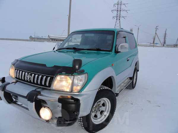 Toyota Land Cruiser Prado, 1997 год, 333 000 руб.