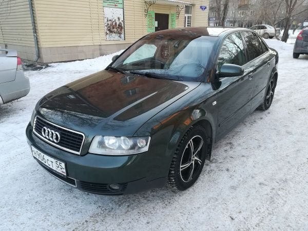 Audi A4, 2003 год, 358 000 руб.