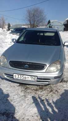 Берёзовский Xsara 2002