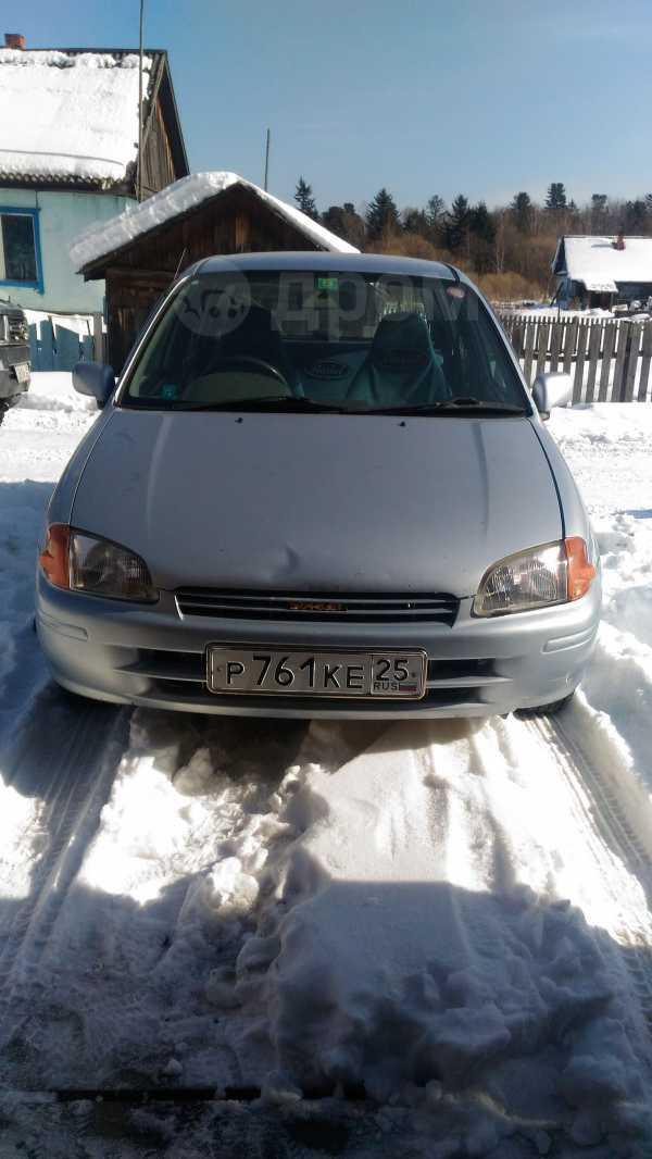 Toyota Starlet, 1996 год, 150 000 руб.