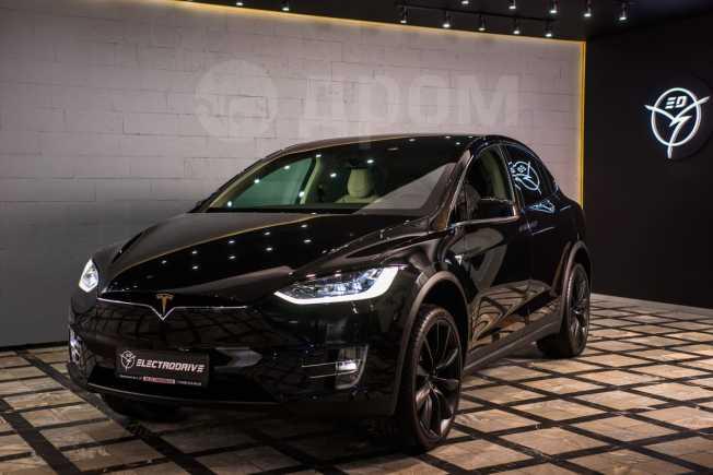 Tesla Model X, 2018 год, 13 977 500 руб.