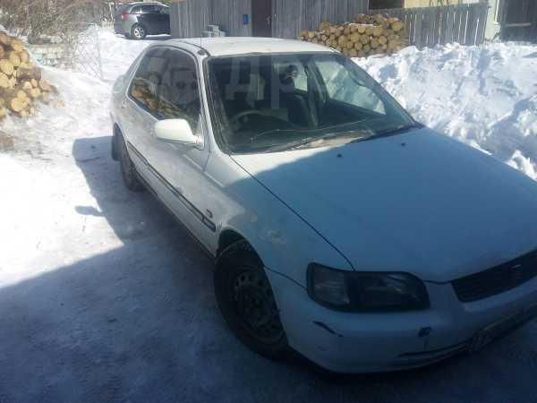 da5858cdac51 Продажа Honda Domani 1996 г. в Ачинске, пробег 300 тыс.км, Красноярский  край, бензин, правый руль, акпп, 1.5л.