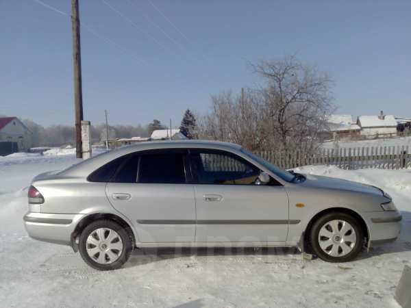 Mazda 626, 1998 год, 215 000 руб.
