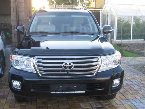 Toyota Land Cruiser, 2013 год, 2 799 000 руб.