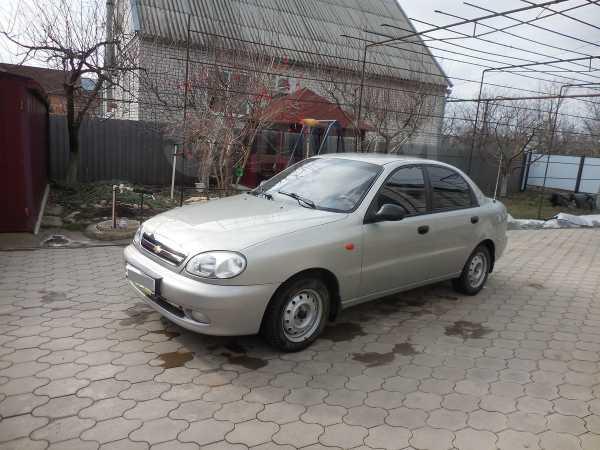 Chevrolet Lanos, 2007 год, 197 000 руб.