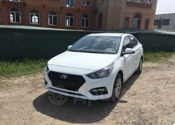 Hyundai Solaris, 2018 год, 735 000 руб.