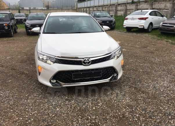 Toyota Camry, 2018 год, 1 580 000 руб.