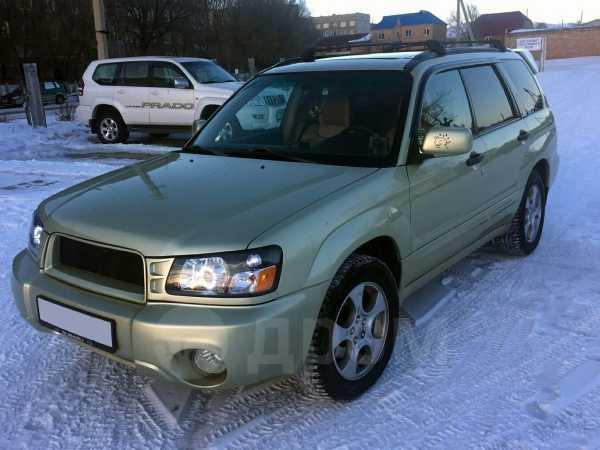 Subaru Forester, 2002 год, 422 000 руб.