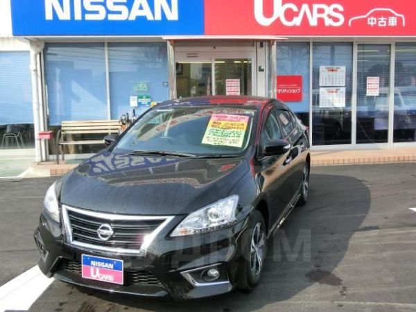 Nissan Sylphy, 2016 год, 725 000 руб.