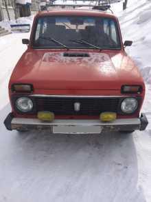 Железногорск-Илимский 4x4 2121 Нива 1991