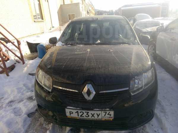 Renault Logan, 2015 год, 390 000 руб.