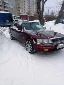 Сыктывкар LS400 1992